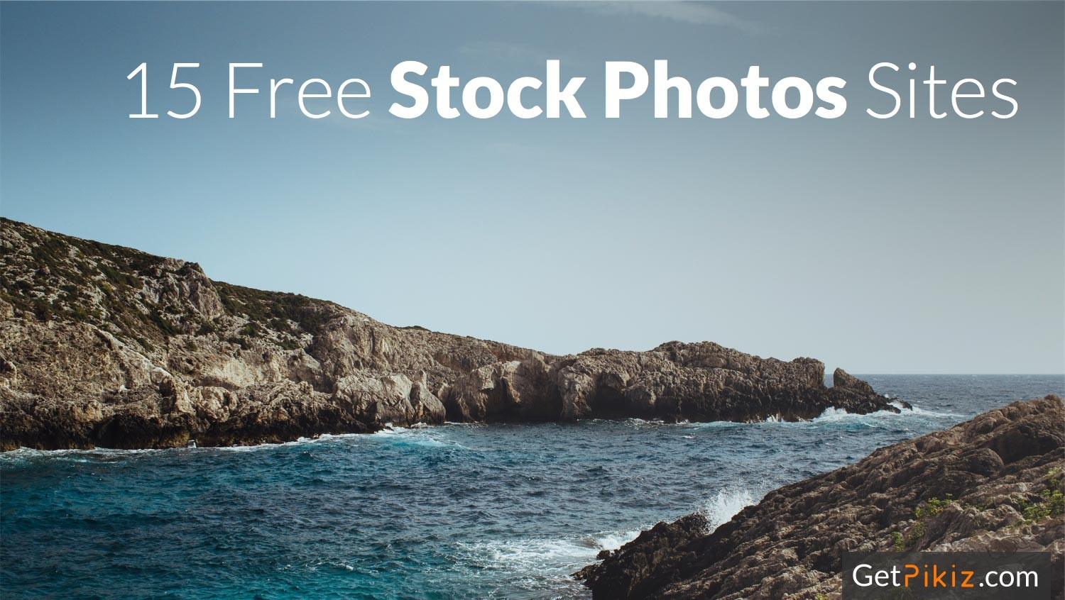 15 Free Stock Photos Sites
